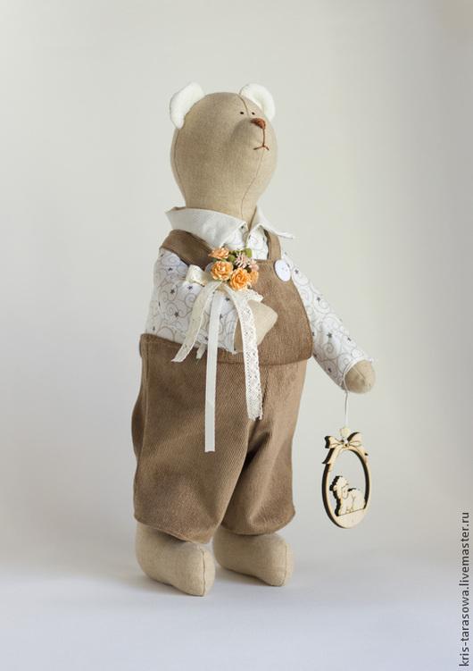 Коллекционные куклы ручной работы. Ярмарка Мастеров - ручная работа. Купить Мишка звездный. Handmade. Мишка ручной работы, дублерин