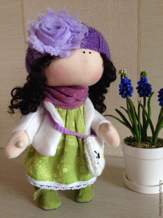Куклы тыквоголовки ручной работы. Ярмарка Мастеров - ручная работа. Купить Кукла Зи-зи. Handmade. Кукла ручной работы