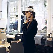 Одежда ручной работы. Ярмарка Мастеров - ручная работа Теплый костюм Black. Handmade.