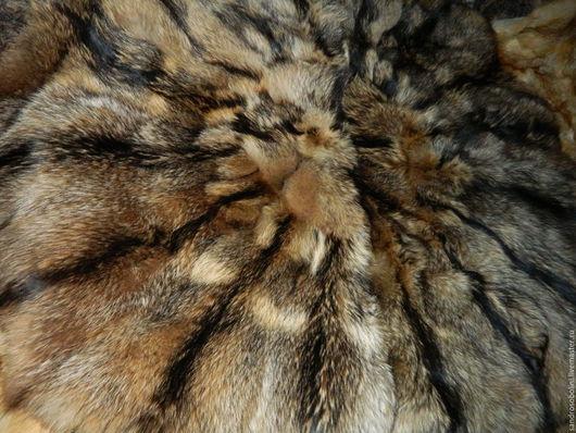 Текстиль, ковры ручной работы. Ярмарка Мастеров - ручная работа. Купить Ковер  из енота....доставка бесплатно. Handmade. Золотой