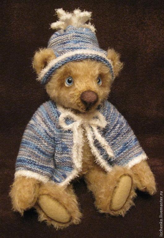 Мишки Тедди ручной работы. Ярмарка Мастеров - ручная работа. Купить Мишка Данко. Handmade. Бежевый, мишка, мишки тедди
