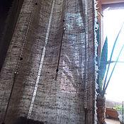 Для дома и интерьера ручной работы. Ярмарка Мастеров - ручная работа ЭТНИКА занавес-драпировка. Handmade.