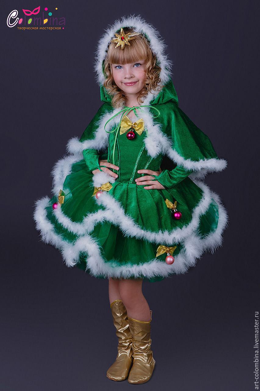 Купить Костюм ёлочки - зеленый, елка, елочка, костюм ... - photo#29