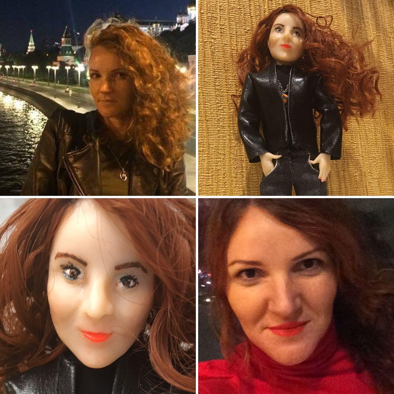 кукла копия человека по фотографии портал