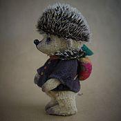 Куклы и игрушки ручной работы. Ярмарка Мастеров - ручная работа Иржик. Handmade.