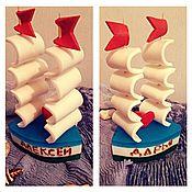 """Косметика ручной работы. Ярмарка Мастеров - ручная работа Мыло """"Корабль"""". Handmade."""