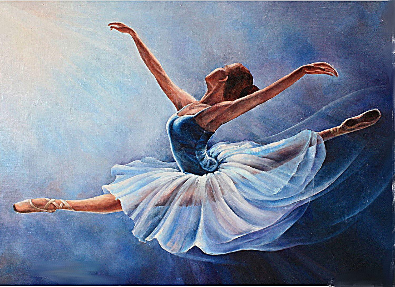 даже картинки балерин в прыжке гордостью