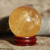 Фен-шуй и эзотерика handmade. Livemaster - original item Ball of Citrine