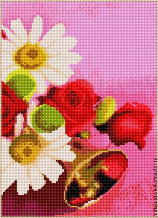Картины цветов ручной работы. Ярмарка Мастеров - ручная работа. Купить Картина Первое сентября. Handmade. Картина, картина для интерьера