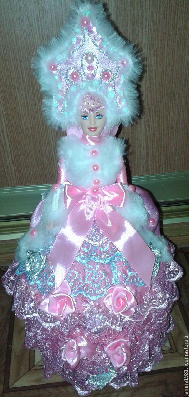 Подарки для влюбленных ручной работы. Ярмарка Мастеров - ручная работа. Купить кукла-шкатулка. Handmade. Кукла ручной работы, фуксия