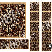 Материалы для творчества ручной работы. Ярмарка Мастеров - ручная работа Декупажные карты, А4, распечатки, фоновые. Handmade.
