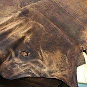 Кожа ручной работы. Ярмарка Мастеров - ручная работа Кожа под старину. Handmade.