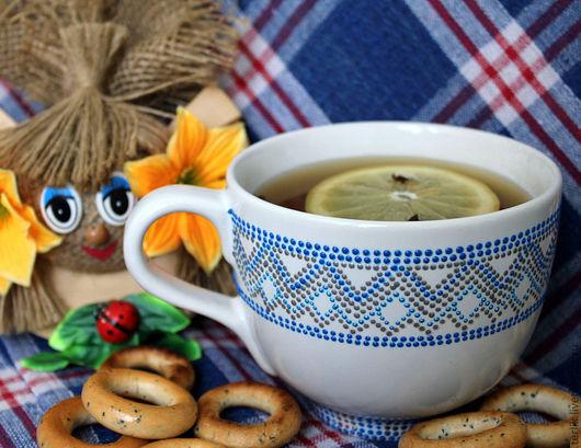 керамическая чашка для чая   Недорогой необычный подарок для любителей чая. бабушке сувенир дешево подарок дешево недорогой подарок чайная пара чайная кружка большая