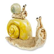 Материалы для творчества handmade. Livemaster - original item Silicone Snail shape (3D). Handmade.