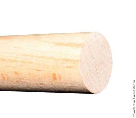 Другие виды рукоделия ручной работы. Ярмарка Мастеров - ручная работа. Купить Круглый профиль D 17 мм Бук. Handmade.