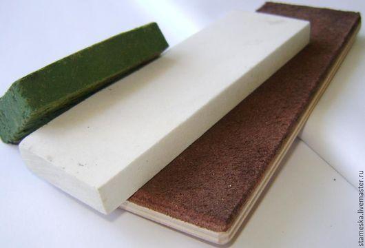Другие виды рукоделия ручной работы. Ярмарка Мастеров - ручная работа. Купить Набор для правки (заточки) инструмента.. Handmade.