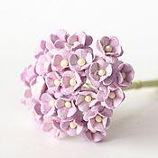Материалы для творчества ручной работы. Ярмарка Мастеров - ручная работа 4 расцветки Мини-лютики 1 см 10 штук. Handmade.
