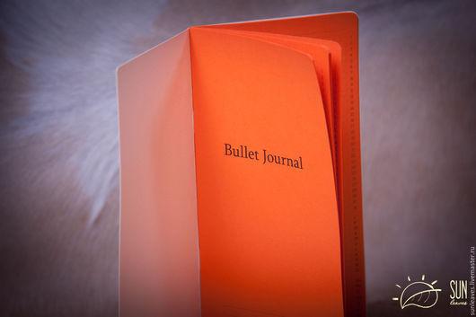 Записные книжки ручной работы. Ярмарка Мастеров - ручная работа. Купить Bullet Journal cменный блокнот для Midori Traveler's Journal цветной. Handmade.