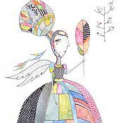 Картины и панно ручной работы. Ярмарка Мастеров - ручная работа Fairy. Handmade.