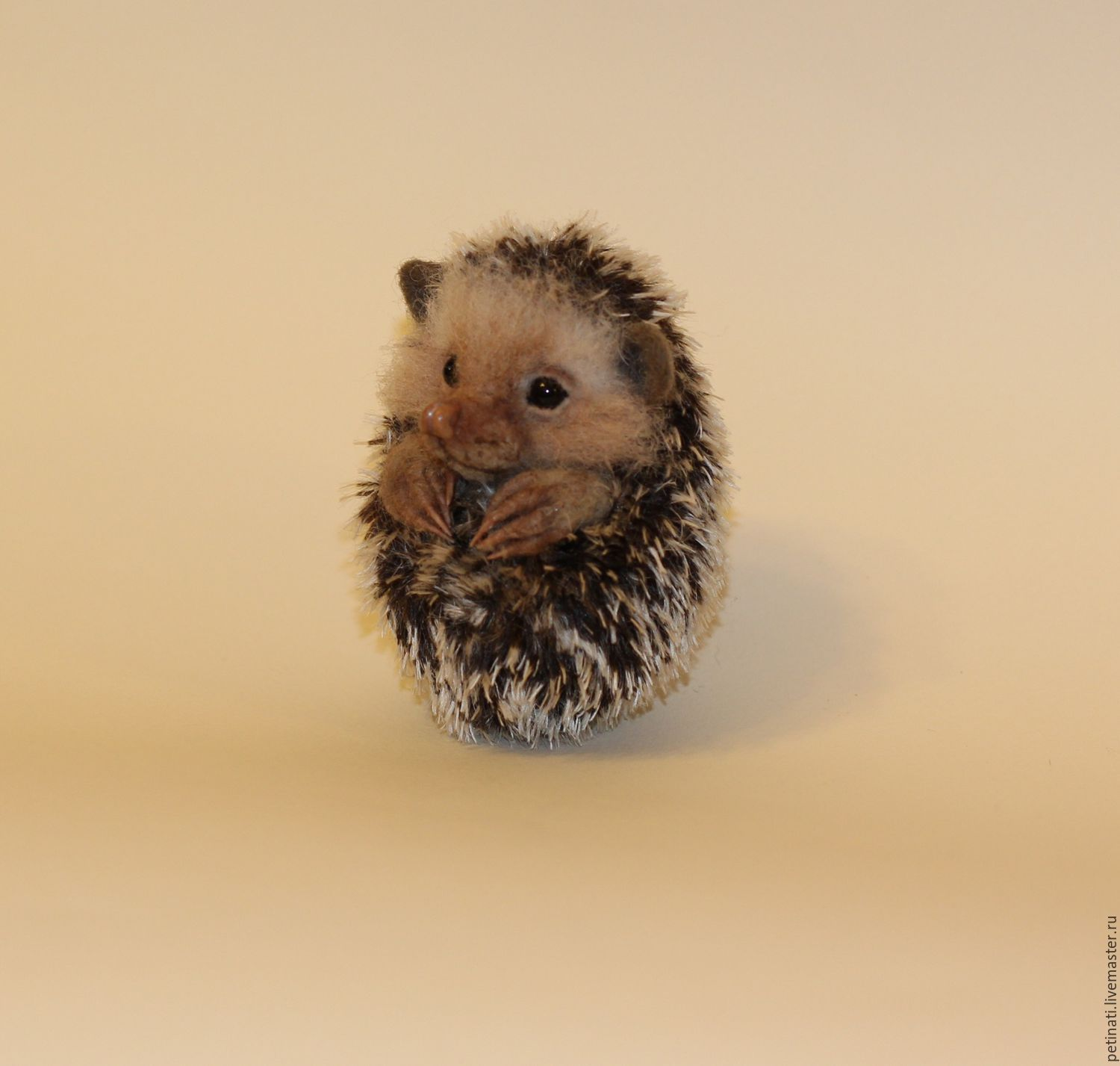 hedgehog baby, Stuffed Toys, Moscow,  Фото №1