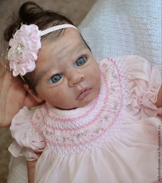 """Куклы и игрушки ручной работы. Ярмарка Мастеров - ручная работа. Купить Молд """"Clara""""  от Toby Morgan. Handmade. Молд реборн"""