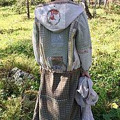 "Одежда handmade. Livemaster - original item Costume boho autumn ""Good buy summer`. Handmade."
