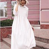 Платья ручной работы. Ярмарка Мастеров - ручная работа Платье на осень. Handmade.