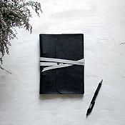 Канцелярские товары handmade. Livemaster - original item Diary. Handmade.