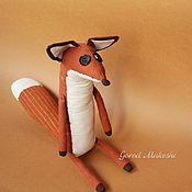 """Куклы и игрушки ручной работы. Ярмарка Мастеров - ручная работа Лисенок из мультика """"Маленький принц"""". Handmade."""