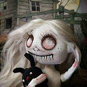 "Куклы и пупсы ручной работы. Ярмарка Мастеров - ручная работа Кукла ручной работы ""Зубастенькая"". Handmade."