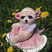 Куклы и игрушки ручной работы. Ярмарка Мастеров - ручная работа Кошечка Julie. Handmade.