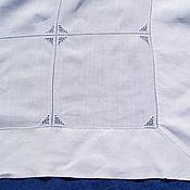Винтаж handmade. Livemaster - original item Small tablecloth hemstitch. Handmade.