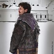 Одежда handmade. Livemaster - original item Handmade Felted men`s coat From time immemorial. Handmade.