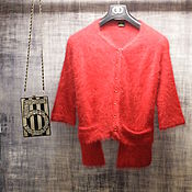 Одежда handmade. Livemaster - original item Jacket with pockets. Handmade.