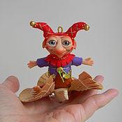 Куклы и игрушки ручной работы. Ярмарка Мастеров - ручная работа На птице счастья. Handmade.