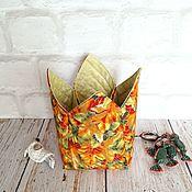 Candy Dishes handmade. Livemaster - original item Textile basket