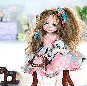 """Куклы и игрушки ручной работы. Ярмарка Мастеров - ручная работа Авторская кукла """"Северина"""". Handmade."""