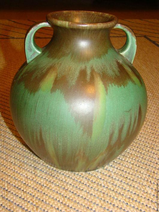 Винтажные предметы интерьера. Ярмарка Мастеров - ручная работа. Купить Villeroy & Boch -  антикварная ваза. Handmade. Villeroy boch