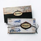 Recipe books handmade. Livemaster - original item checkbook desires. Handmade.