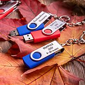 Сувениры и подарки handmade. Livemaster - original item Flash drive