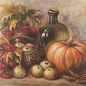 Картины и панно ручной работы. Ярмарка Мастеров - ручная работа Краски октября. Handmade.