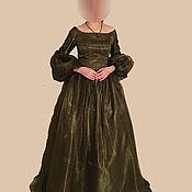Одежда handmade. Livemaster - original item Victorian dress 1862. Handmade.