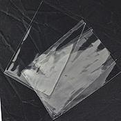 Пакеты ручной работы. Ярмарка Мастеров - ручная работа Пакеты 10 х 15 см БОПП 200 штук без клапана и скотча прозрачные. Handmade.