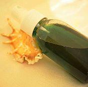 """Косметика ручной работы. Ярмарка Мастеров - ручная работа """"Зеленая роза"""" дезодорант-спрей с хлорофиллом. Handmade."""