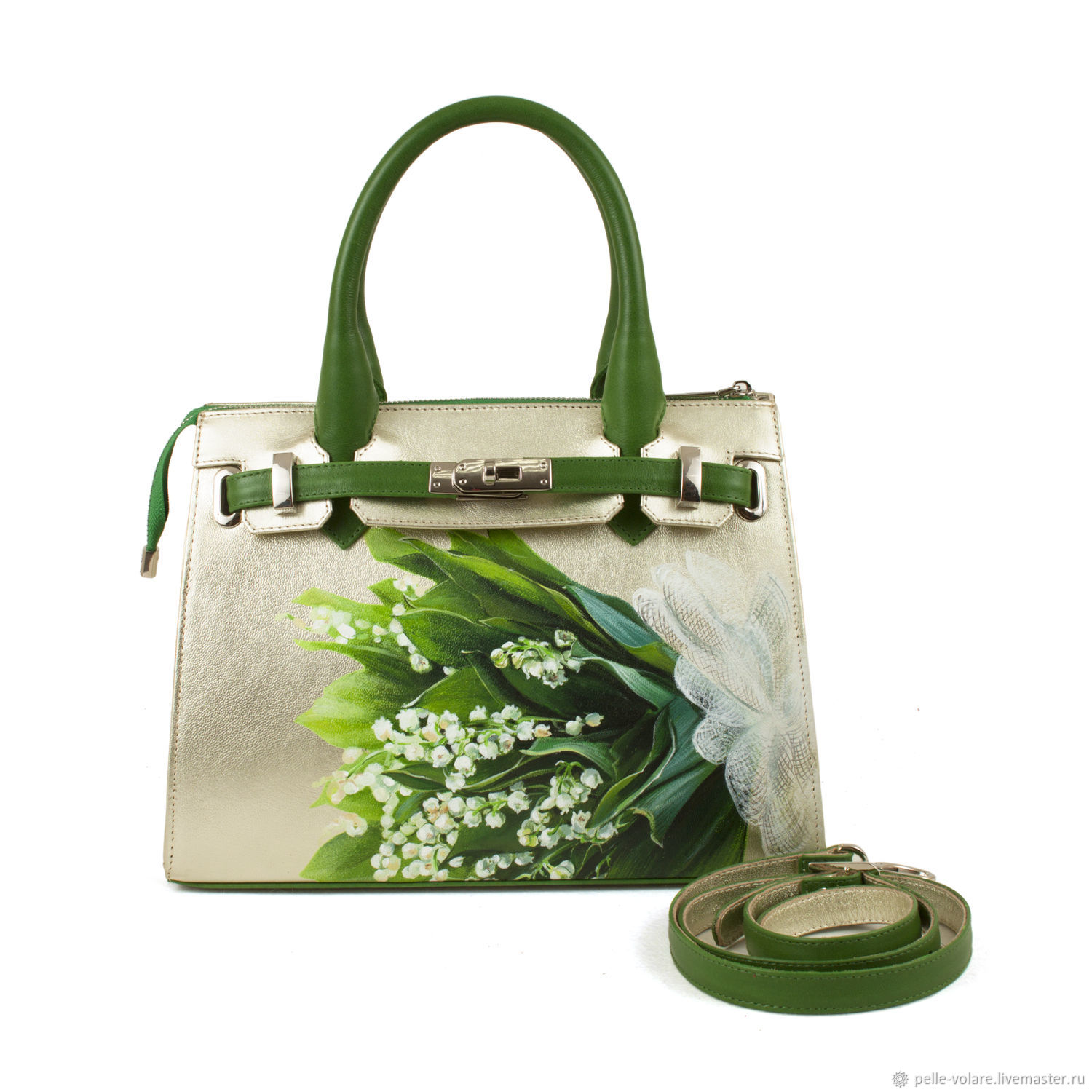 Hermes 'Lily of the Valley' shape bag', Classic Bag, St. Petersburg,  Фото №1