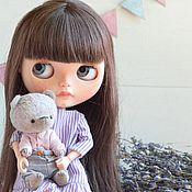 Куклы и игрушки ручной работы. Ярмарка Мастеров - ручная работа Мишка тедди  Максимка. Handmade.