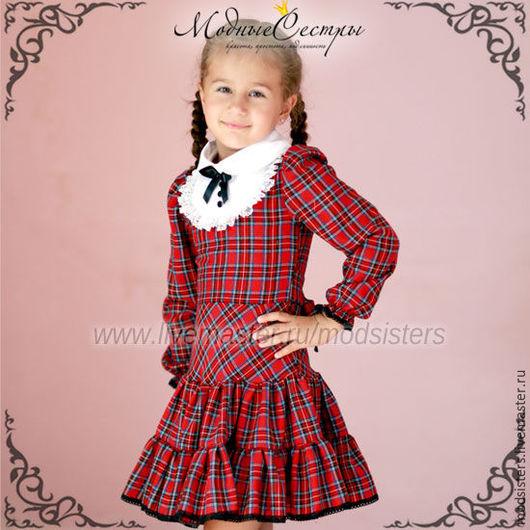 Одежда для девочек, ручной работы. Ярмарка Мастеров - ручная работа. Купить Школьная форма Арт.024. Handmade. Школьная форма