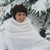Подарки к праздникам handmade. Livemaster - original item 2 shawls, holiday gifts, personalized gifts. Handmade.
