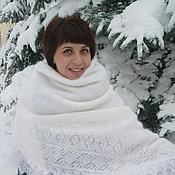 Аксессуары handmade. Livemaster - original item Shawls: 2 downy shawls, holiday gifts, personal gifts. Handmade.