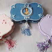 Для дома и интерьера handmade. Livemaster - original item Caskets (banknotes) in three colors